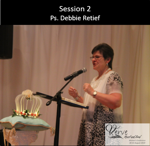 Session 2 – Strong at the broken places