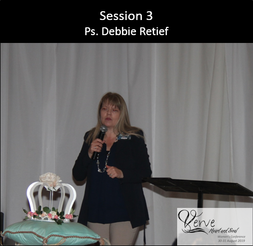 Session 3 – Strong at the broken places