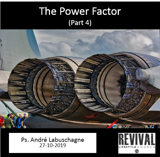 Lie and Die – The Power Factor (Part 4)