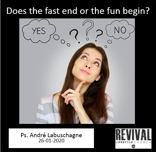 Does the fast end or the fun begin?